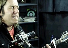 Second Story Garage: Danny Shafer performs 'Small Town Blues'