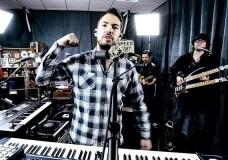 Salvador Santana Band perform 'Under The Sun'