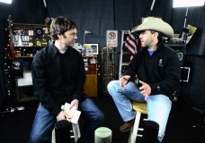 Aaron Watson chats with Quentin Young