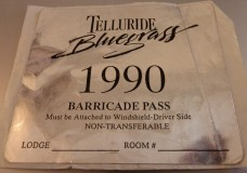 Artifact from 1990