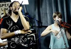 Flobots perform 'Good Soldier'