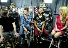 Flobots chat with Ashley Dean