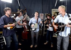Trout Steak Revival perform 'Union Pacific'