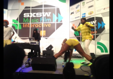Big Freedia performed at the Austin Music Hall during SXSW 2014.