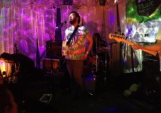 The Fresh & Onlys at Swan Dive for SXSW 2014.