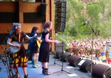 Uncle Earl reunion set July 26 at Rockygrass in Lyons, Co. (Photo by Hans Lehndorff)