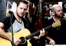 Boy & Bear perform 'Old Town Blues'