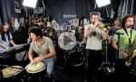 Second Story Garage: <br>The Motet