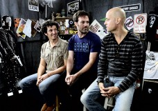 Dave and Jans of The Motet chat with Quentin Young