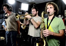 The Motet perform 'Knock It Down'