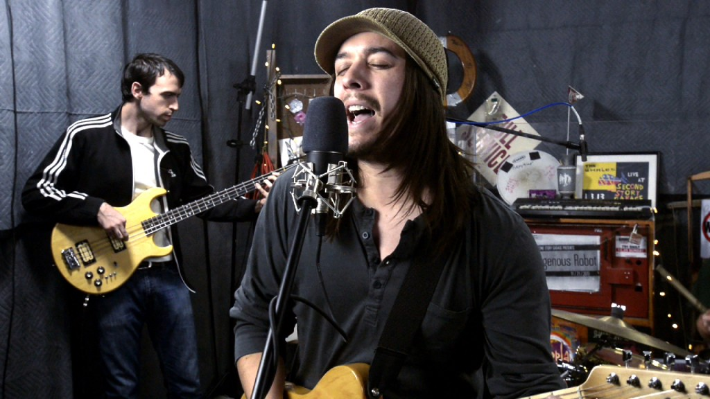 Denver's Indigenous Robot bares teeth on new album