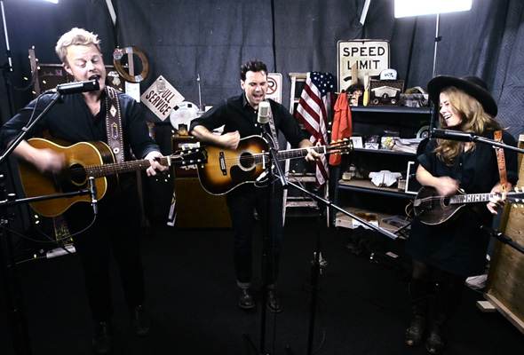 The Lone Bellow eager to atone for canceled Boulder show