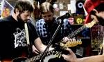 Strange Americans perform 'Aggro'