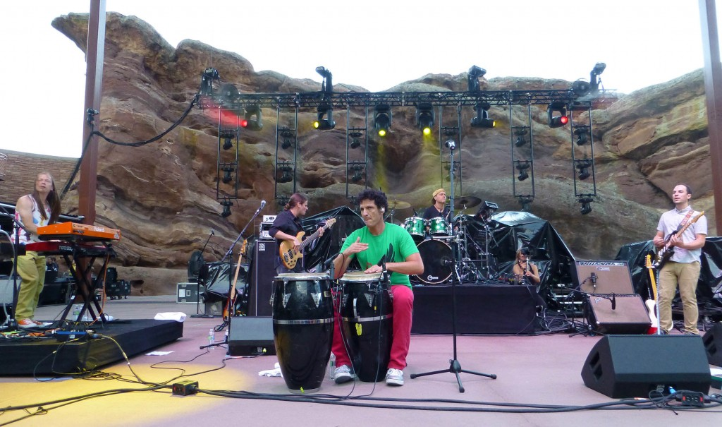 The Motet play Red Rocks this summer. (Alan Crandall)