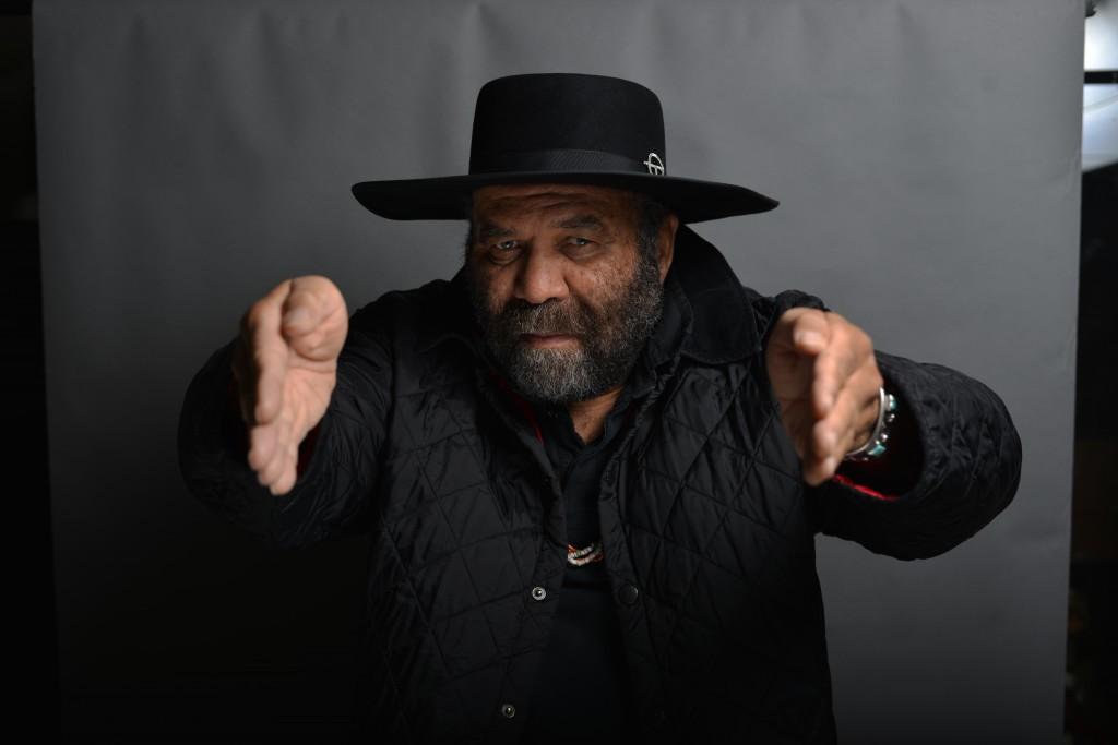Otis Taylor's trance festival a blues jam for all