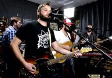 Strange Americans perform 'The Scene'