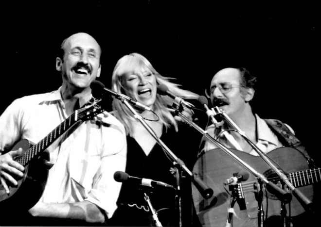 '60s music legends Peter, Paul and Mary still making an impact