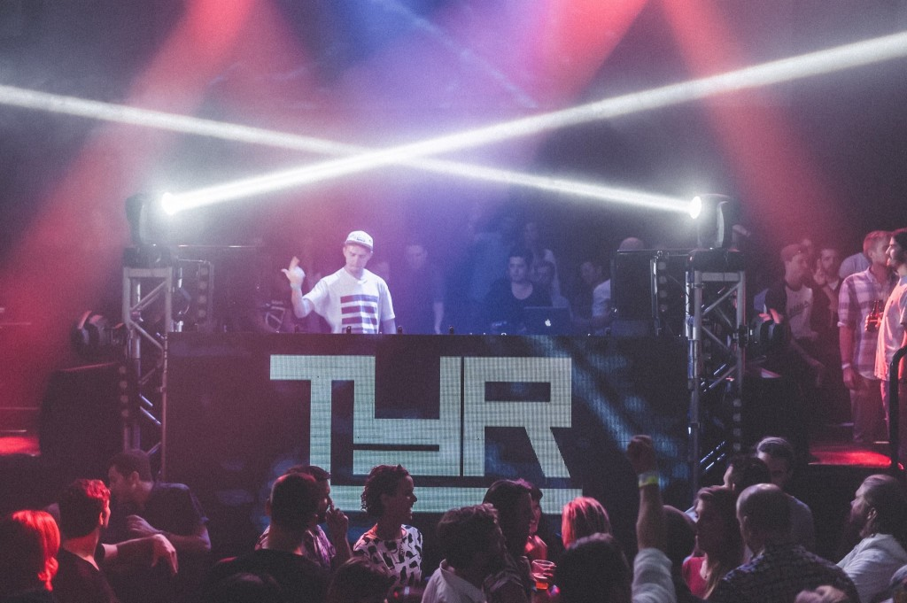 Boulder electronic artist TYR to open for Run DMT