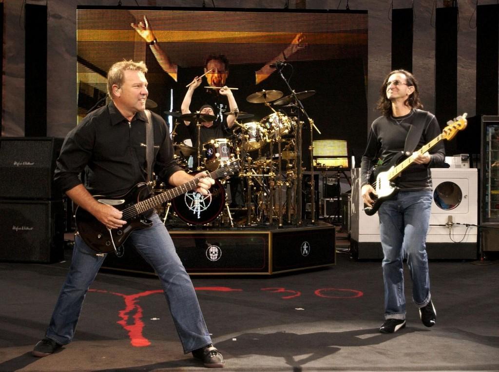 Rush's 40th anniversary tour hits Denver on July 11