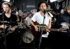 Judah & the Lion perform in Second Story Garage (Paul Aiken / Staff Photographer)