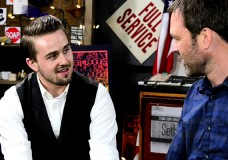 Seth Glier chats with Quentin Young