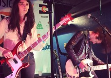 Branded Bandits played the Colorado Music Party during SXSW 2015 in Austin, Texas. Photo by Quentin Young