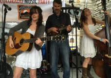 The Railsplitters, from Boulder, played the Colorado Music Party during SXSW 2015. Photo by Quentin Young