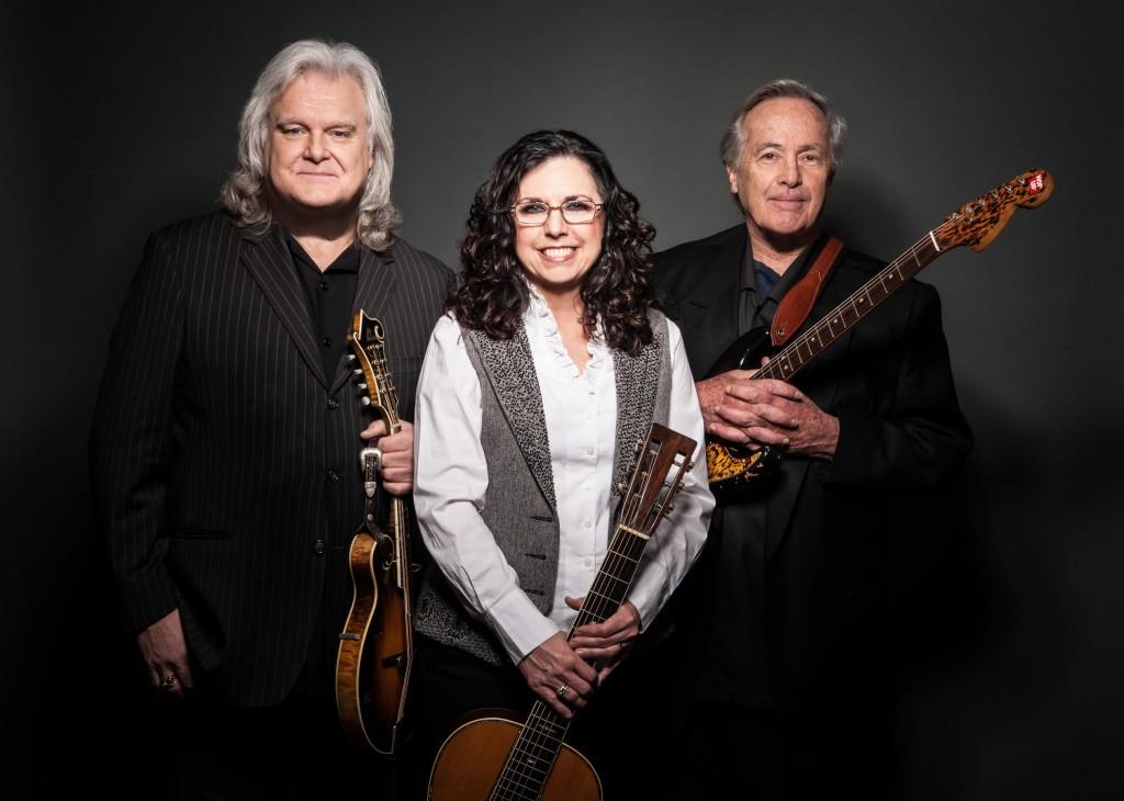 Reclusive virtuoso, two bluegrass blue bloods go honky tonkin'