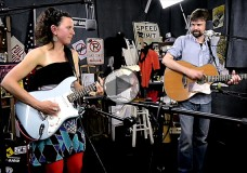 Second Story Garage: Dave McGraw & Mandy Fer