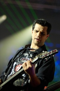 "Not only is Tommy Tallarico creator and CEO of ""Video Games Live,"" he plays guitar in the show. (Courtesy photo)"