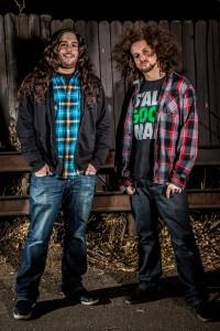 Jordan Linit, left, and Josh Fairman formed Denver-based Analog Son in 2013. (Jim Mimna / Courtesy photo)