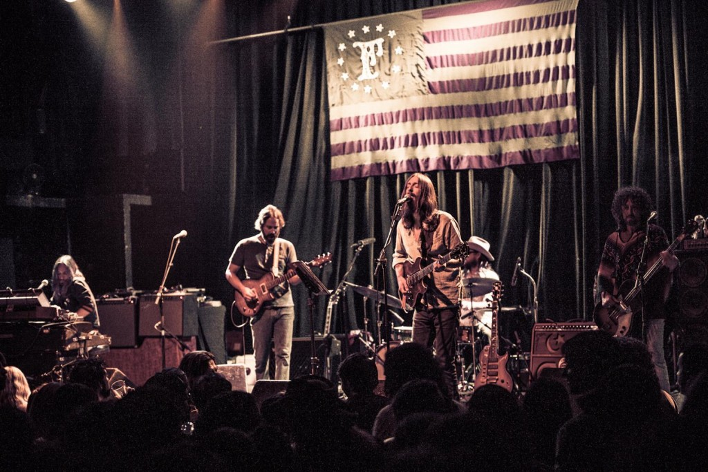 NedFest expects big turnout for Chris Robinson Brotherhood, Hard Working Americans