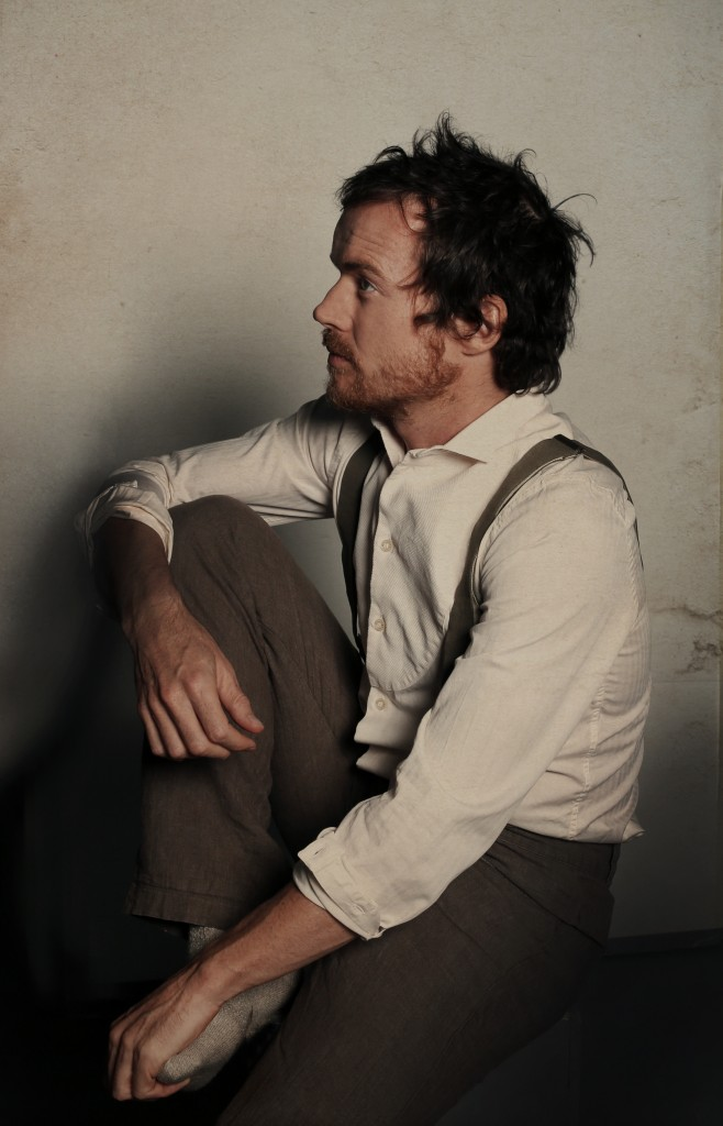 Damien Rice talks about latest album, project with Selma Hayek