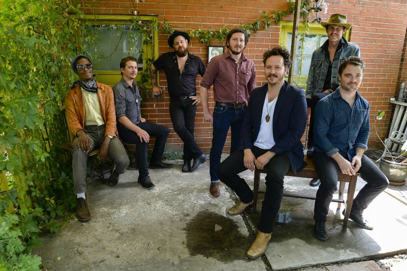 Spotlight is shining on Nathaniel Rateliff & the Night Sweats