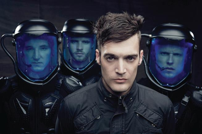 'Out-of-the-box' rock band Starset plays Fiske Planetarium