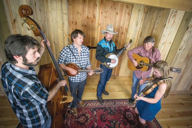 Silverplume headlines the second concert in the Lafayette Bluegrass Series at the Center for Musical Arts in Lafayette. (Kyle Ussery / Courtesy of Silverplume)