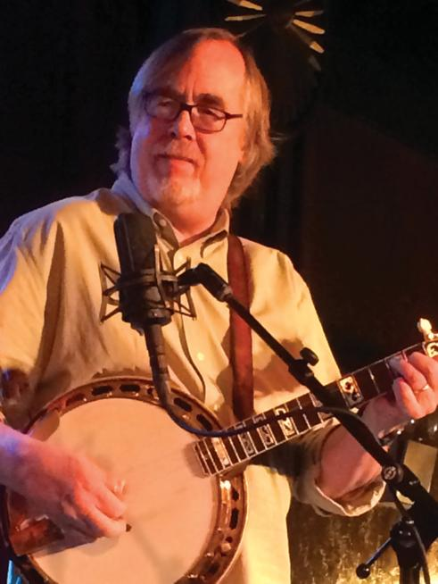 Otis Taylor's Trance Blues Festival enlists banjo legend Tony Trischka