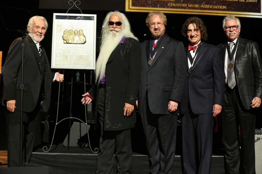 Oak Ridge Boys, the Browns inducted into Country Music Hall of Fame