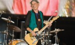 Keith Richards trying to inspire Stones to get back into studio
