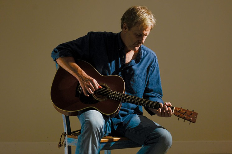 Jeff Daniels isn't acting when he's playing role of musician