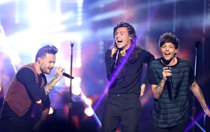 One Direction wins big at American Music Awards; Celine Dion pays tribute to Paris victims
