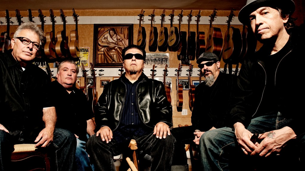 Los Lobos still going strong 42 years later
