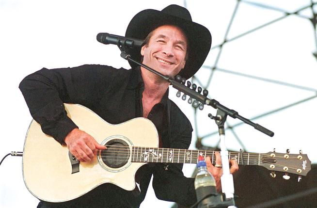 Clint Black performs at the Lincoln Center in Fort Collins on March 10. (David Grubbs / Billings, Mont., Gazette)