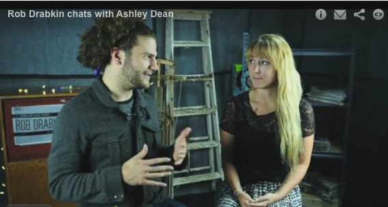 Rob Drabkin chats with Ashley Dean