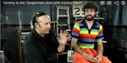 Tommy & the Tangerines chat with Ashley Dean