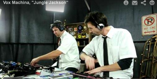 Vox Machina perform 'Jungle Jackson'