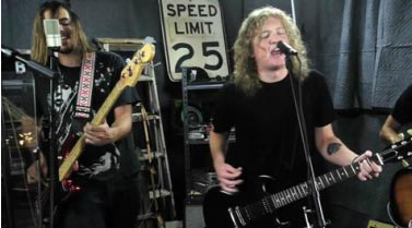 West Water Outlaws perform 'Sun Also Rises'