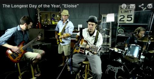 The Longest Day of the Year plays 'Eloise'