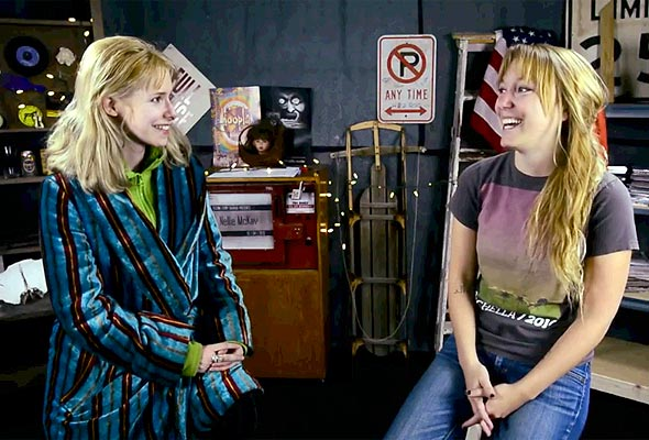 Nellie McKay chats with Ashley Dean