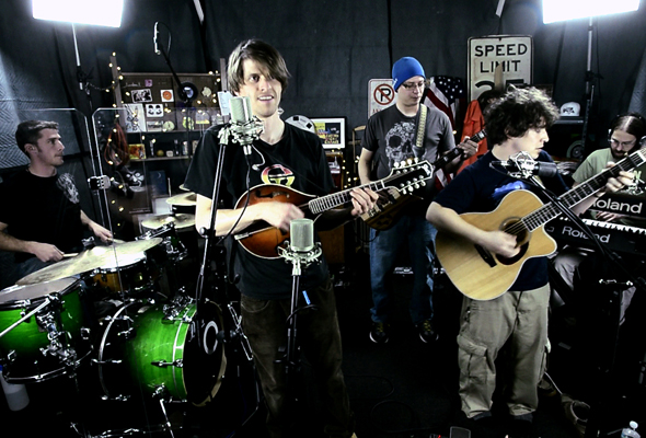 Second Story Garage: Mountain Standard Time performs 'Breakfast Nook'